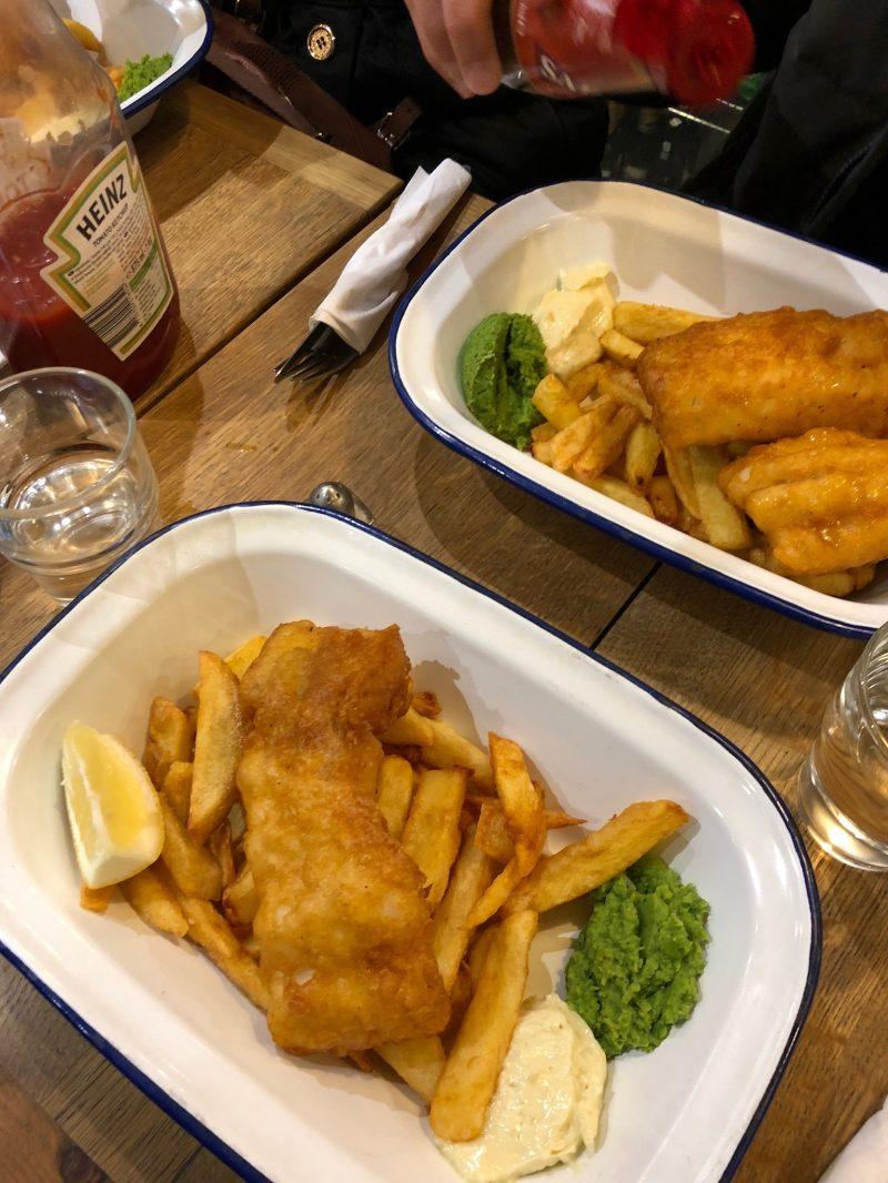 johana's fish and chips